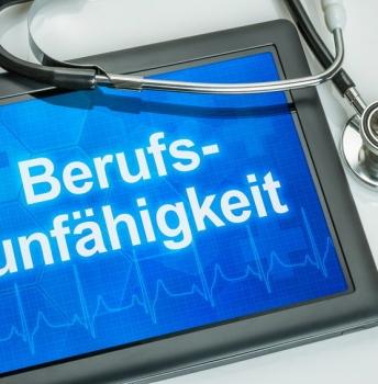 Regularien und Ventile in der Berufsunfähigkeitsversicherung