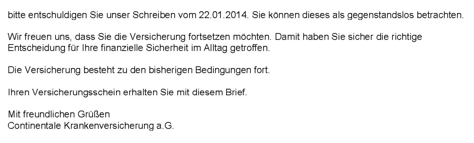 Unbenannt Tarifwechsel -Vertragslaufzeiten-Continentale- VVG.