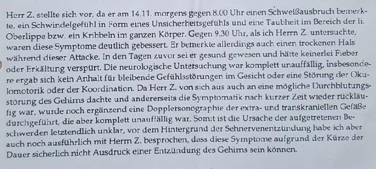 1234 Verzögern und umdeuten – Leistungsfallprüfung BU.
