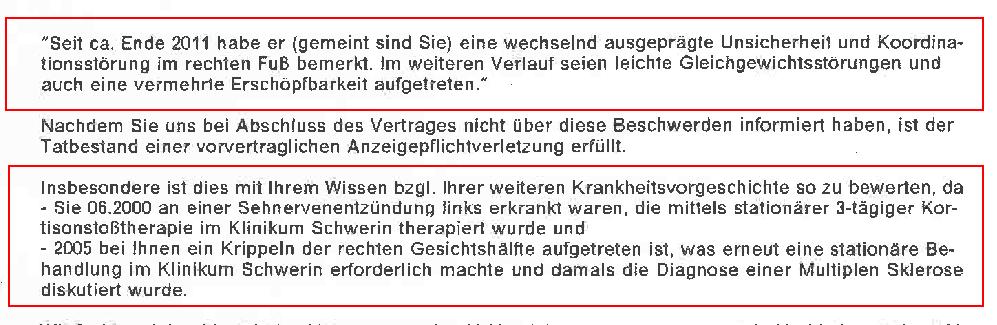 k22 Verzögern und umdeuten – Leistungsfallprüfung BU.